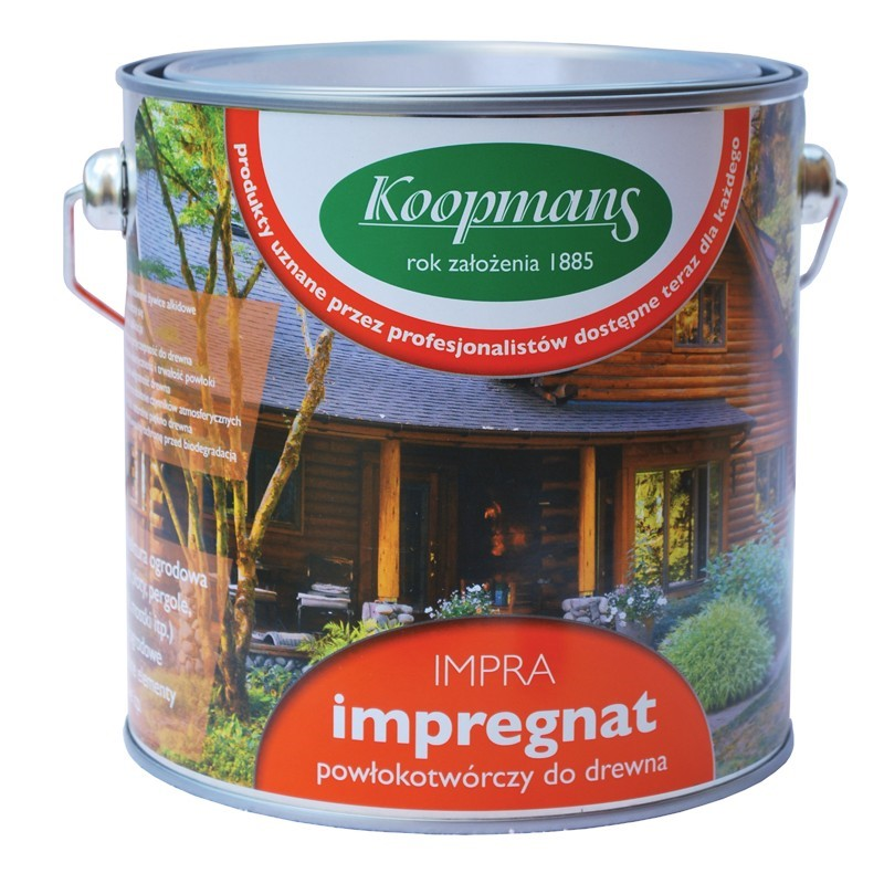 Impregnat Olejowy Koopmans Impra 25l